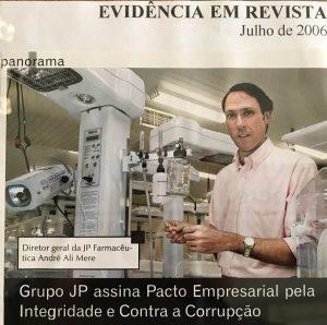 Grupo JP ratifica o seu compromisso assinado em 2006