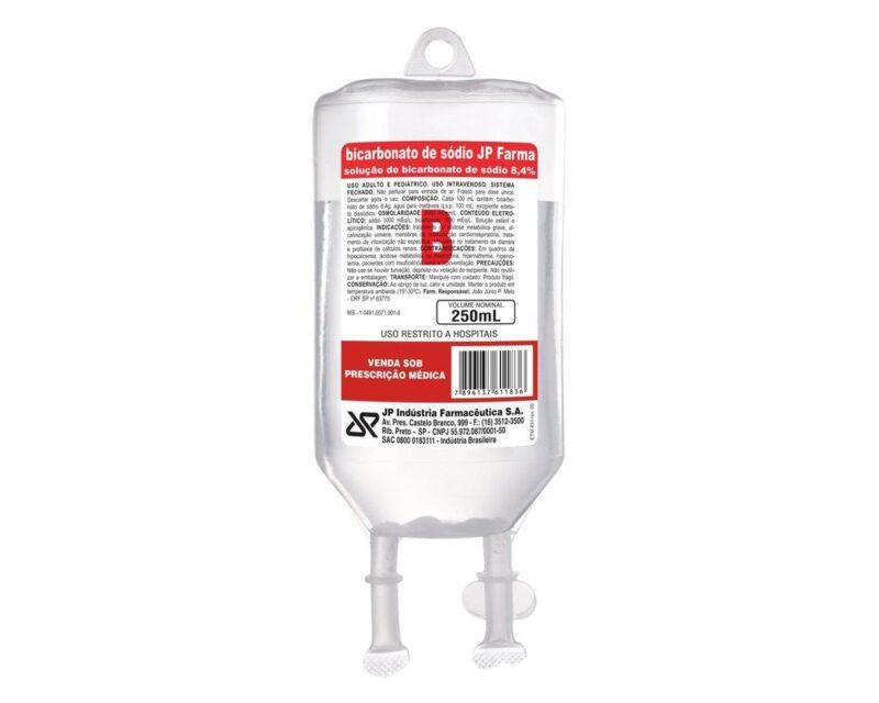 Solução de Bicarbonato de Sódio 8,4%